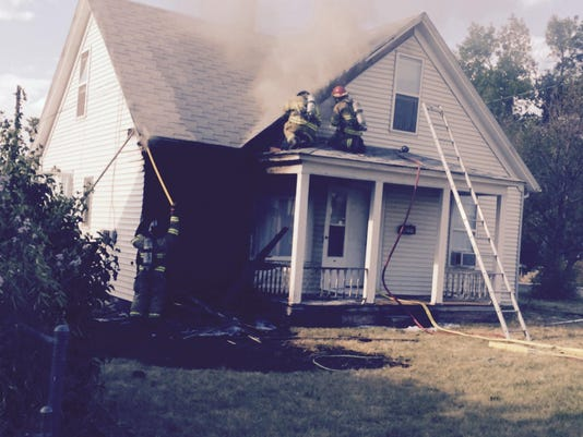 2-House fire