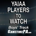 Photos: 10 YAIAA boys' track and field athletes to watch