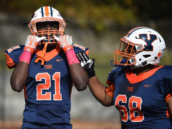 William Penn has some talented playmakers, such as