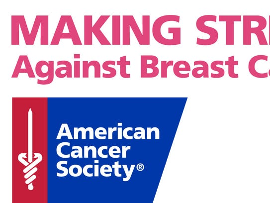 Making Strides Against Breast Cancer walks are being