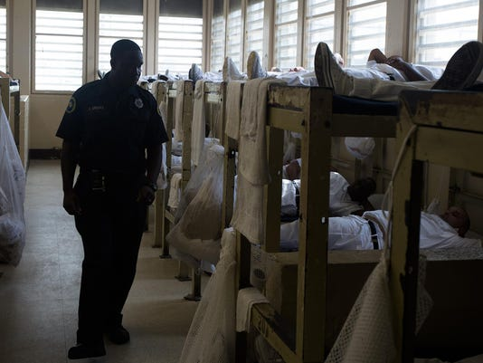 Crowded Prisons