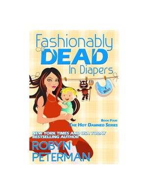 Must-see book trailers: 'Fashionably Dead in Diapers,' 'Covert'