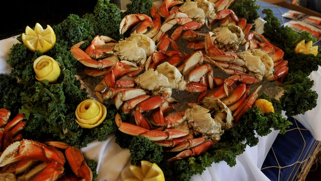 Mo's Crab & Chowder Festival features Mo's world famous chowder bowls, fresh Oregon Coast crab and other seafood selections paired with pinot gris at Willamette Valley Vineyars 2 to 9 p.m. Jan. 26 and 11 a.m. to 6 p.m. Jan. 27-28, featuring live rock and roll music all weekend with The Brian Odell Band 6 to 9 p.m. Friday and noon to 5 p.m. Saturday and The Flextones noon to 5 p.m. Sunday. $15 includes wine tasting and live music.