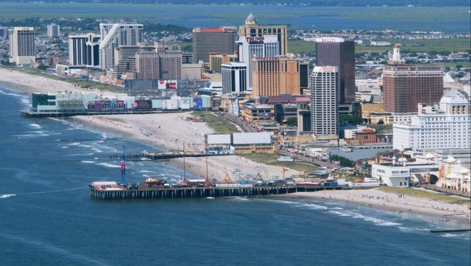 New Jersey Gov. Chris Christie's administration has seized power in Atlantic City, taking control of the assets and major decision making power of the struggling seaside gambling resort with half a billion dollars in debt.