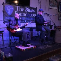 John Bull & Ed Pickett felt love from home during International Blues Challenge
