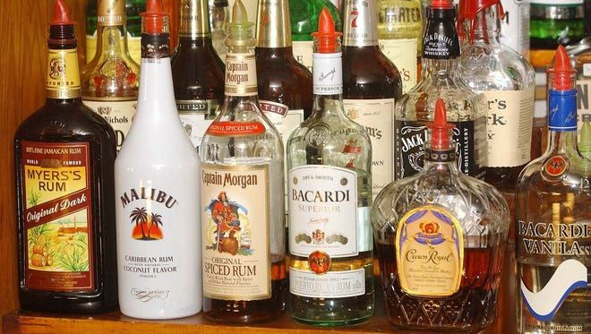 Fraternities at the University of Missouri will not be able to have hard liquor at social events this year.