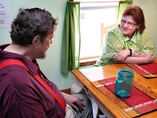 Medical Foster Home host Carla Lanning and program