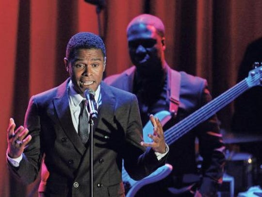 Maxwell is set to perform at the Wellmont in Montclair Nov. 28.