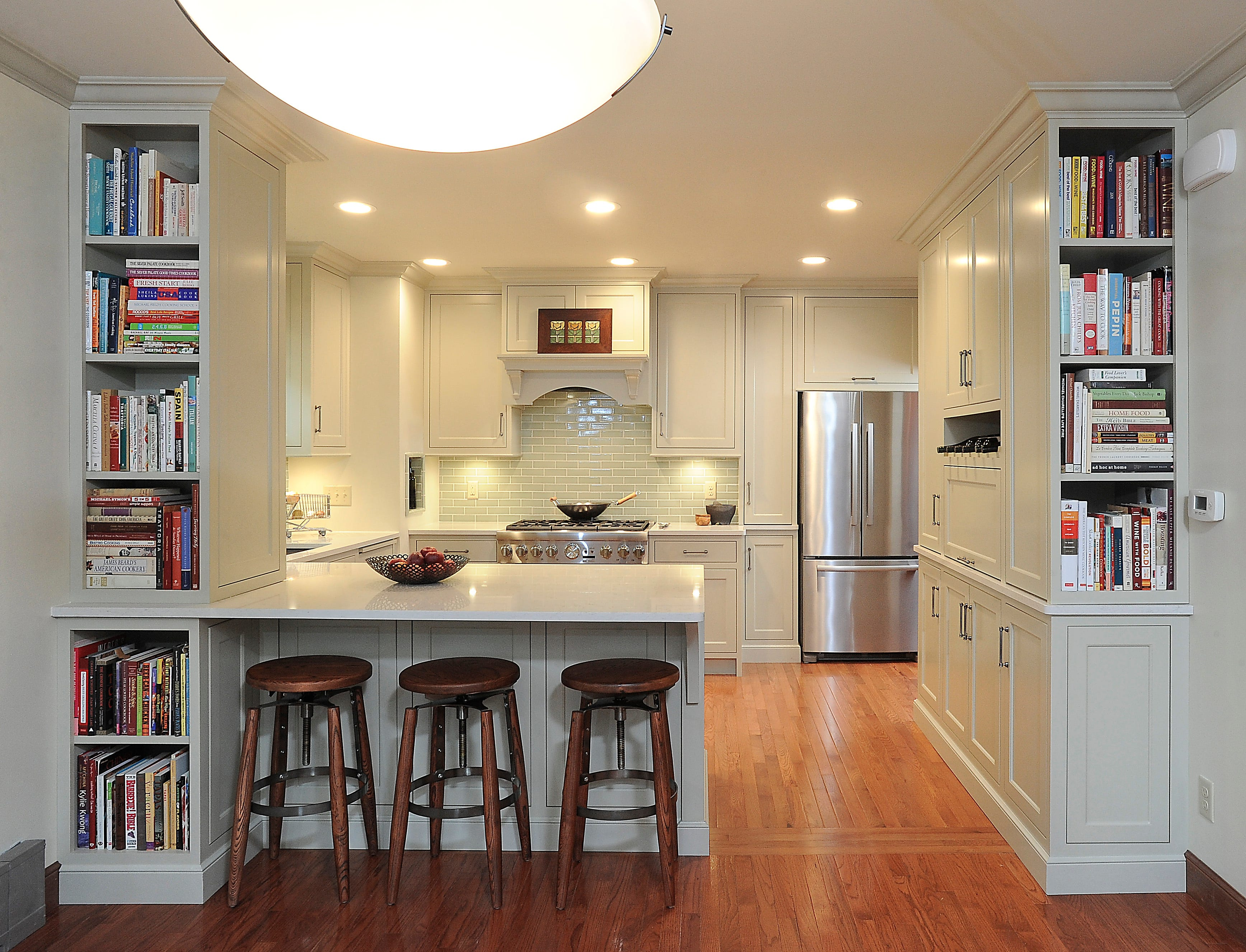 Good Everything About This Kitchen Was Designed With Purpose.