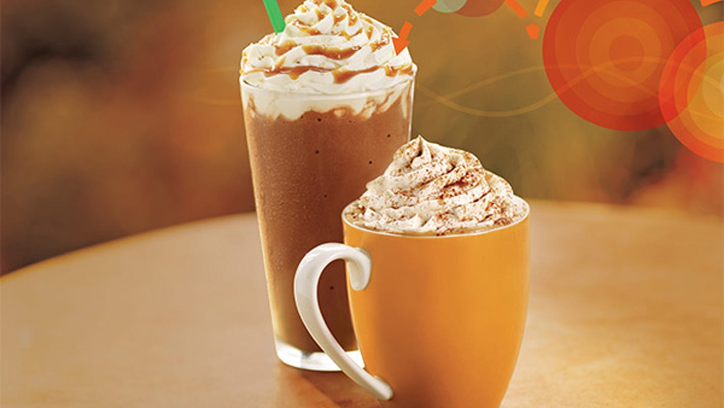 Starbucks Pumpkin Spice Latte To Return Early
