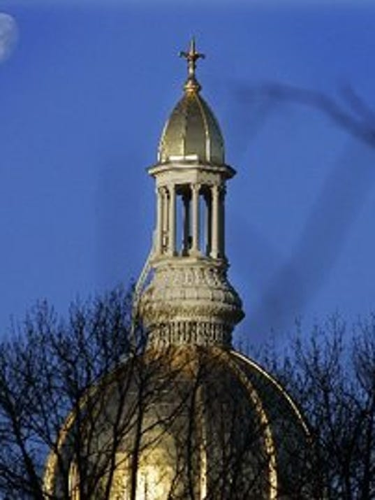 File photo of the New Jersey Statehouse dome. (AP)