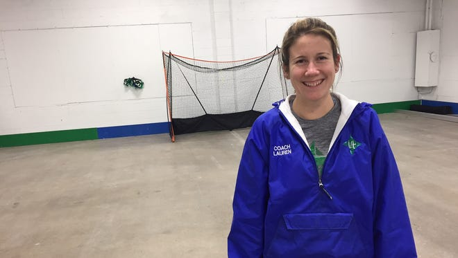 Lauren Bailey is a co-founder of Lift Field Hockey Inc., a nonprofit group that just opened a new indoor practice and training center on Milwaukee's northwest side.