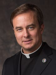 The Rev. Daniel S. Hendrickson, SJ, president of Creighton