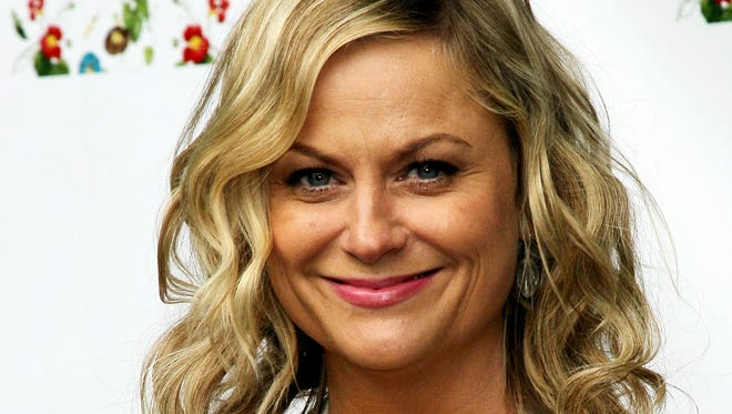 Amy Poehler's new book, 'Yes Please,' is due in October.