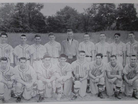 1959 Richmond High School team