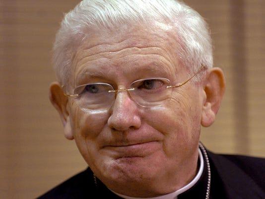 Obit Cardinal William Keeler