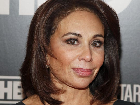 Former judge and prosecutor Jeanine Pirro thanked her Fox viewers but didn't directly discuss her apparent suspension