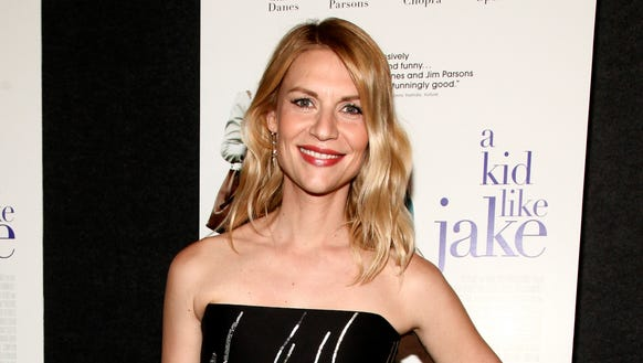 Claire Danes is a strong one.