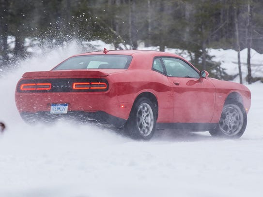 The 2017 Dodge Challenger GT AWD may not pack the punch