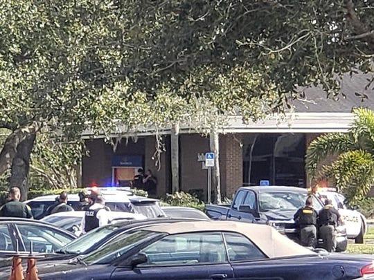 Bank Shooting-Florida