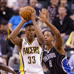 Video | Pacers' Myles Turner talks about thumb injury