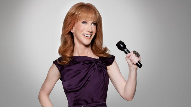 Kathy Griffin will perform Friday at Fantasy Springs Resort Casino in Indio.