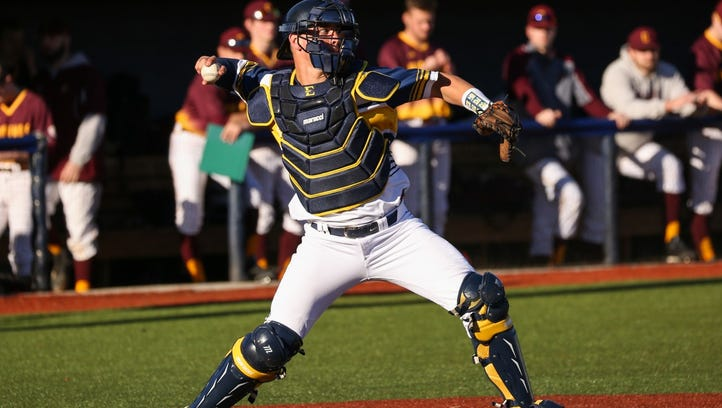 East Tennessee State catcher Hagen Owenby