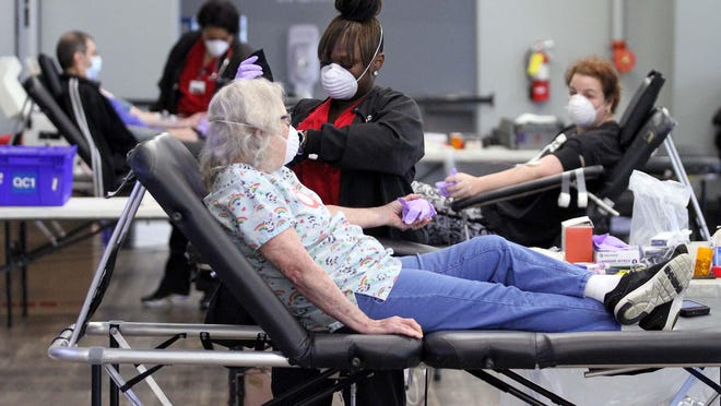 Those looking to donate platelets won't be able to do so at the Red Cross' Brighton Township site anymore.  [file photo]