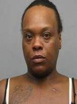 Ronsha Jones, 30, of Laurel, is wanted in a stabbing and should be considered armed and dangerous, police said Thursday.