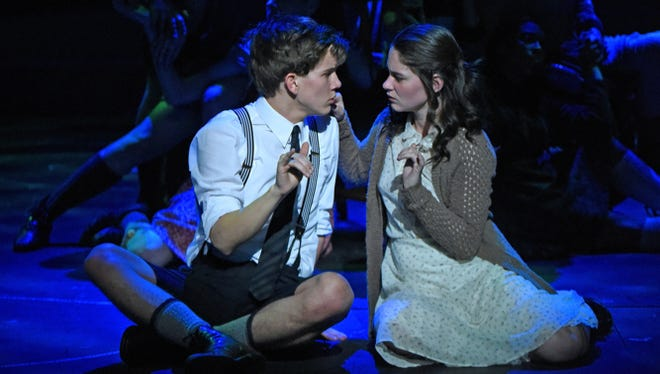 """""""Spring Awakening"""" at Deaf West Theater in NYC makes a popular Broadway musical accessible to the hearing impaired."""