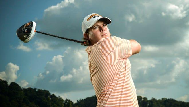 Marshall Talkington owns Jackson Golf Management.