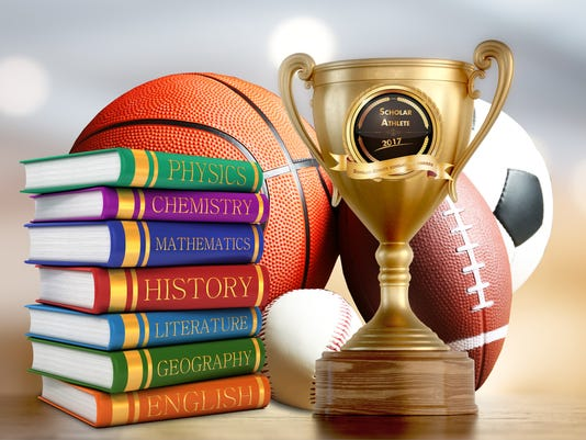 #stockphoto - Scholar Athlete