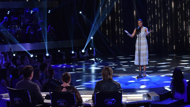 """Nashville School of the Arts sophomore Tristan McIntosh is among the Top 12 contestants on """"American Idol."""""""
