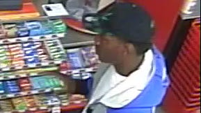 Attempted armed robbery of the Staunton Family Dollar suspect.