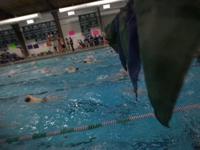 Top Seeded Swim Teams Face Off