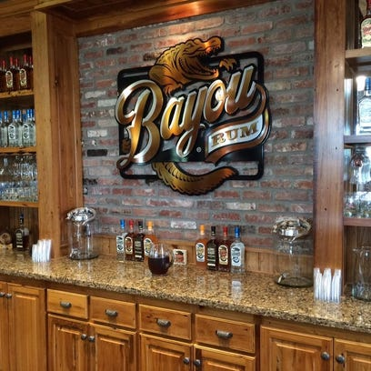 Bayou Rum wins best visitor center honor