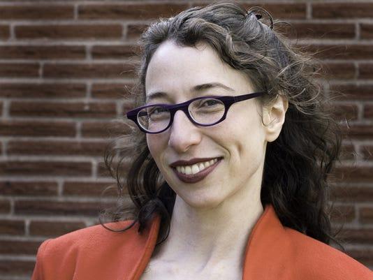 Oregon author Lois Leveen