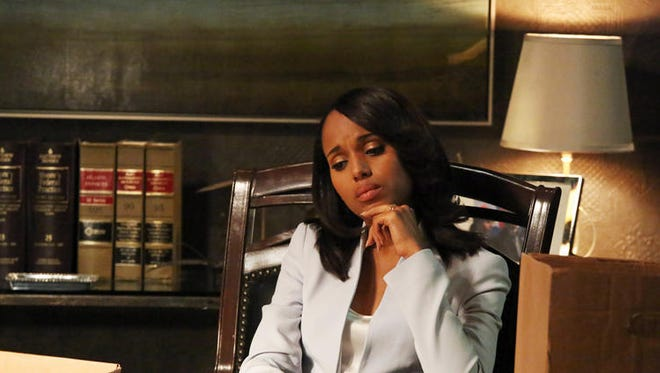 "Kerry Washington stars in ABC's hit series ""Scandal."""
