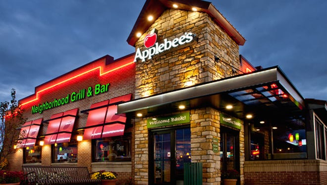 Salisbury chef Brad Brown was recognized in Applebee's recent Top Apple Chef competition.