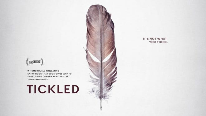 Tickled, a 2016 Sundance Official Selection, focuses on the dark and twisted underground circuit of competitive tickling.