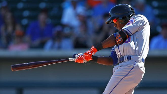 Former Christ School and Brevard College baseball standout Champ Stuart is one of 13 minor-league players who have been invited to spring training by the New York Mets.