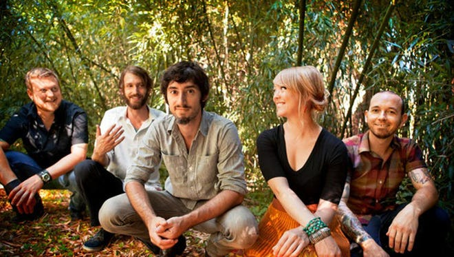 Indie band Murder by Death will headline the Badger State Block Party 2018 on July 28.
