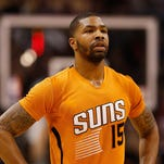 According to reports, Marcus Morris has been traded to the Detroit Pistons as part of a three-player deal with the Phoenix Suns.