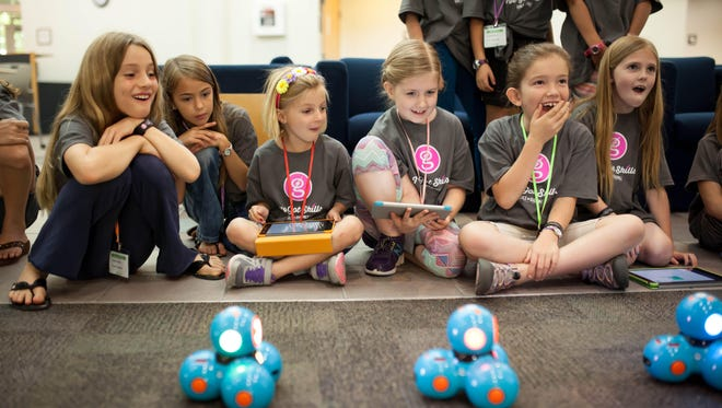 Dixie State University hosts a variety of STEM camps over the summer to familiarize Washington County youth with the fields of science, technology, engineering and math.