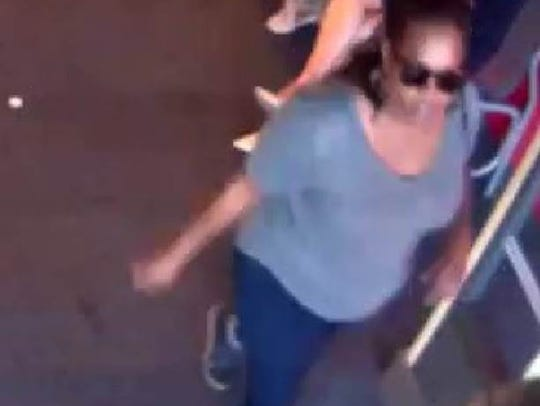 El Paso police are searching for a couple accused of