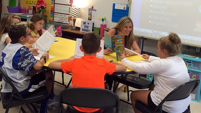 The Horseheads School District received a grant from the Dollar General Literacy Foundation to Support Youth Literacy.