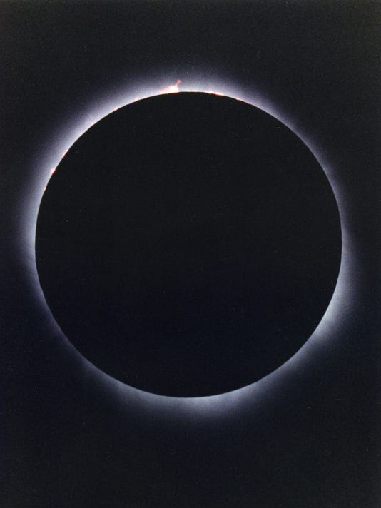 Mark Manner eclipse chaser