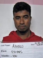 Exodus Ekan Aneko, 19