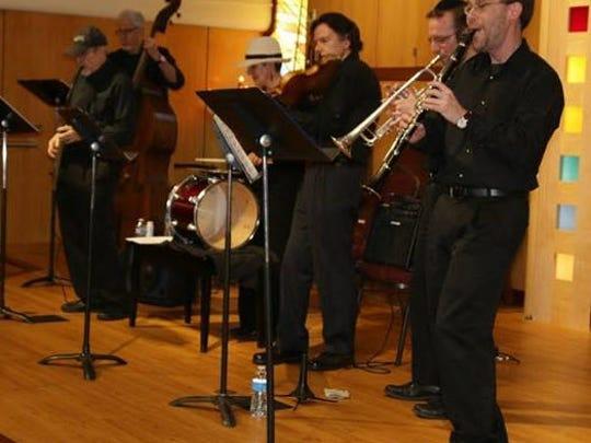 The Tsu Fil Duvids Klezmer Ensemble will perform at