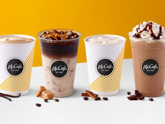 McDonald's is turning to specialty coffee to help improve